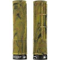 DMR Deathgrip Flangeless Handlebar Grip - Thick - 31.3mm - Camo