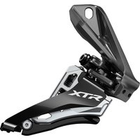 Shimano XTR M9100 Front Derailleur - 12 Speed - Side Swing - Front Pull - Mid-Clamp