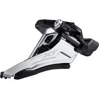 Shimano Deore XT M8100 Front Derailleur - 12 Speed - Side Swing - Front Pull - E-Type