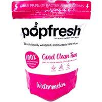 Popband London Popfresh Watermelon Sanitizing Wipes 25g
