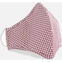 Ted Baker Printed Reversible Facemask - Taupe