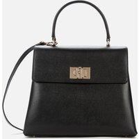 Furla Womens Top Handle Bag - Black