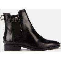 Dune Women's Porrtia Leather Boots - Black - EU 37/UK 4