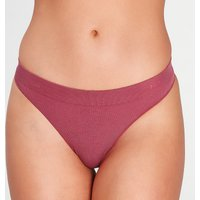 MP Women's Composure Seamless Thong - Berry Pink - M
