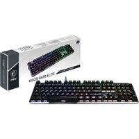 MSI Vigor GK50 ELITE Mechanical Gaming Keyboard UK Layout