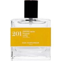 Bon Parfumeur 201 Green Apple Lily-of-the-Valley Pea Eau de Parfum (Various Sizes) - 30ml