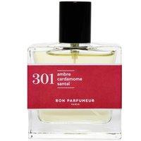 Bon Parfumeur 301 Sandalwood Amber Cardamom Eau de Parfum (Various Sizes) - 30ml
