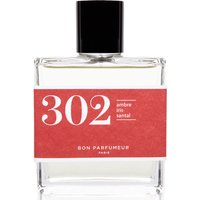 Bon Parfumeur 302 Amber Iris Sandalwood Eau de Parfum (Various Sizes) - 100ml