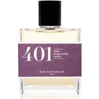Bon Parfumeur 401 Cedar Candied Plum Vanilla Eau de Parfum (Various Sizes) - 100ml
