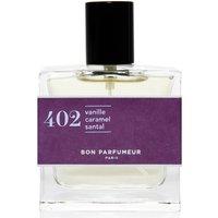 Bon Parfumeur 402 Vanilla Toffee Sandalwood Eau de Parfum (Various Sizes) - 30ml