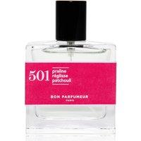 Bon Parfumeur 501 Praline Licorice Patchouli Eau de Parfum (Various Sizes) - 30ml