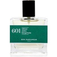 Bon Parfumeur 601 Vetiver Cedar Bergamot Eau de Parfum (Various Sizes) - 30ml