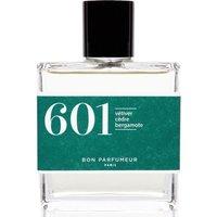 Bon Parfumeur 601 Vetiver Cedar Bergamot Eau de Parfum (Various Sizes) - 100ml