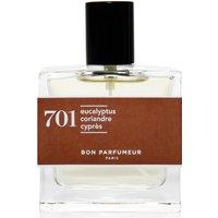 Bon Parfumeur 701 Eucalyptus Coriander Cypress Eau de Parfum (Various Sizes) - 30ml