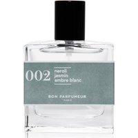 Bon Parfumeur 002 Neroli, Jasmine, White Amber Eau de Parfum (Various Sizes) - 30ml