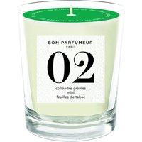 Bon Parfumeur 02 Seed of Coriander Honey Tobacco Leaf Candle 180g