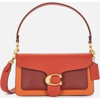 Coach Women's Colorblock Tabby Shoulder Bag 26 - Rust Multi