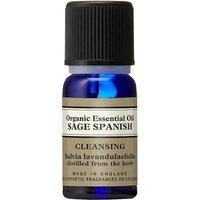 Sage Spanish Organic Essential Oil 10ml