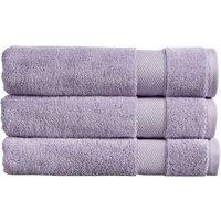 Christy Refresh Bath Towel - Set of 2 - Lilac