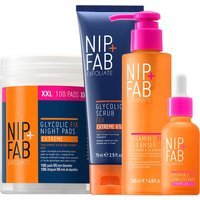 NIP+FAB Glow + Exfoliate Fix Regime (Worth £75.80)