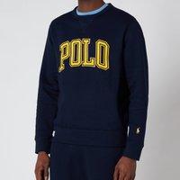 Polo Ralph Lauren Men's Polo Sweatshirt - Cruise Navy - L