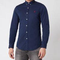 Polo Ralph Lauren Men's Slim Fit Chino Shirt - Cruise Navy - L