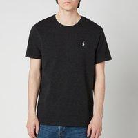 Polo Ralph Lauren Men's Custom Slim Fit Crewneck T-Shirt - Black Marl Heather - S