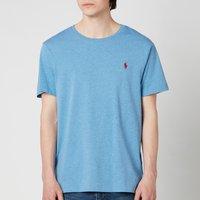 Polo Ralph Lauren Men's Custom Slim Fit Crewneck T-Shirt - Pale Royal Heather - L