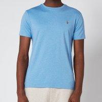 Polo Ralph Lauren Men's Custom Slim Interlock T-Shirt - Soft Royal Heather - XXL
