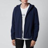 Polo Ralph Lauren Men's Hooded Windbreaker Jacket - French Navy - XXL