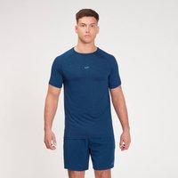 MP Men's Fade Graphic Training Short Sleeve T-Shirt - Dark Blue - XXL