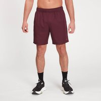 MP Men's Fade Graphic Training Shorts - Washed Oxblood - S