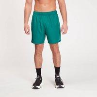 MP Men's Fade Graphic Training Shorts - Energy Green - XXXL