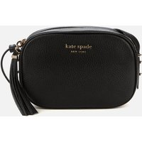 Kate Spade New York Womens Annabel Medium Camera Bag - Black