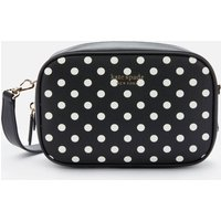 Kate Spade New York Womens Minnie Mouse/Lady Dot Medium Camera Bag - Black Multi