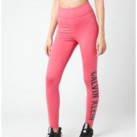 Calvin Klein Performance Women's Full Length Leggings - City Pink - M