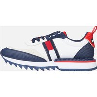 Tommy Jeans Men's Fashion Running Style Trainers - Twilight Navy - UK 9