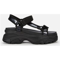 Tommy Jeans Women's Iridescent Hybrid Sandals - Black - UK 3.5