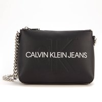 Calvin Klein Jeans Women's Camera Pouch with Chain - Black