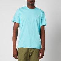 Tommy Jeans Men's Classic Logo T-Shirt - Chlorine Blue - M