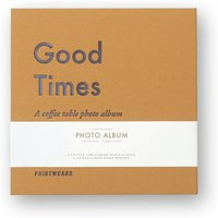 Printworks Good Times Photo Album Book - Small