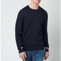 Tommy Hilfiger Men's Global Stripe Sweatshirt - Desert Sky - S