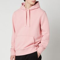 Tommy Hilfiger Men's Recycled Cotton Pullover Hoodie - Glacier Pink - M