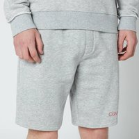 Calvin Klein Men's Sleep Shorts - Grey Heather - M