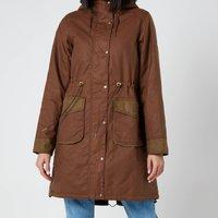 Barbour Womens Banded Wedge Jacket - Bark - UK 8