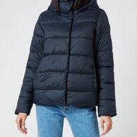 Barbour Womens Limpet Quilt Coat - Navy - UK 14