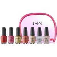 OPI 7 Piece Mexico City Nail Collection and Bag (Worth PS112.00)