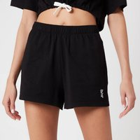 Les Girls Les Boys Women's Jersey Apparel Loose Shorts - Black - S