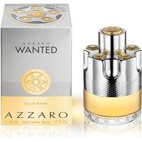 Azzaro Wanted Eau de Toilette Spray (Various Sizes) - 50ml