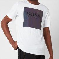 BOSS Casual Mens Tshine 2 T-Shirt - White - S